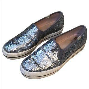 Kate Spade Decker Too Keds Sneakers (7.5)